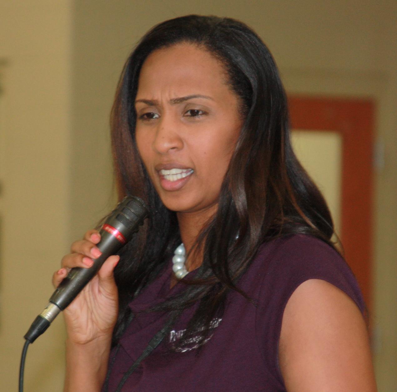 Tekoa Poueire, President, Power Promise Organization