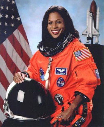 Joan E. Higginbotham Born: August, 1964; Chicago, IL NASA Astronaut