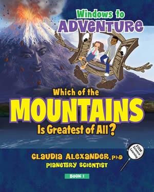 claudia alexander book